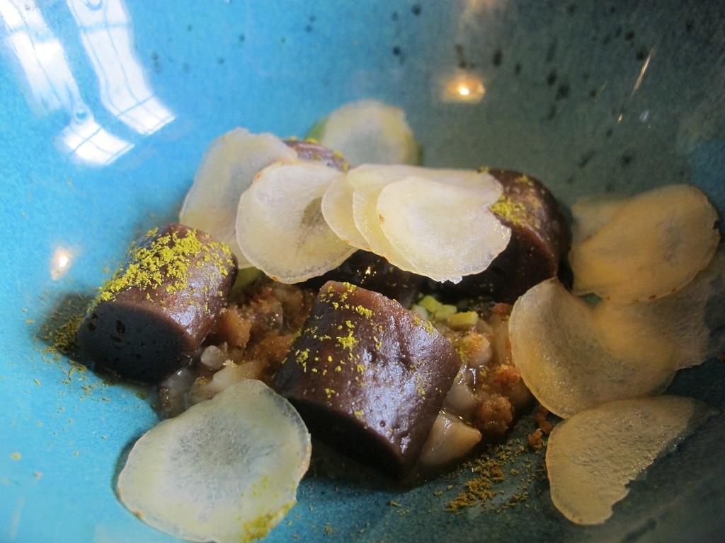 gnocchetti alla parigina, AGA, Chef Oliver Piras, San Vito di Cadore