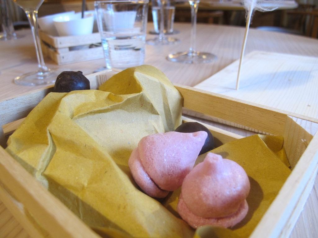 piccola pasticceria, AGA, Chef Oliver Piras, San Vito di Cadore