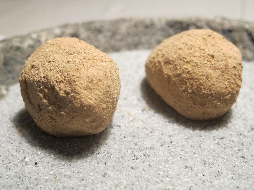 patata al bronzo, Terra, Chef Heinrich Schneider, Val Sarentino