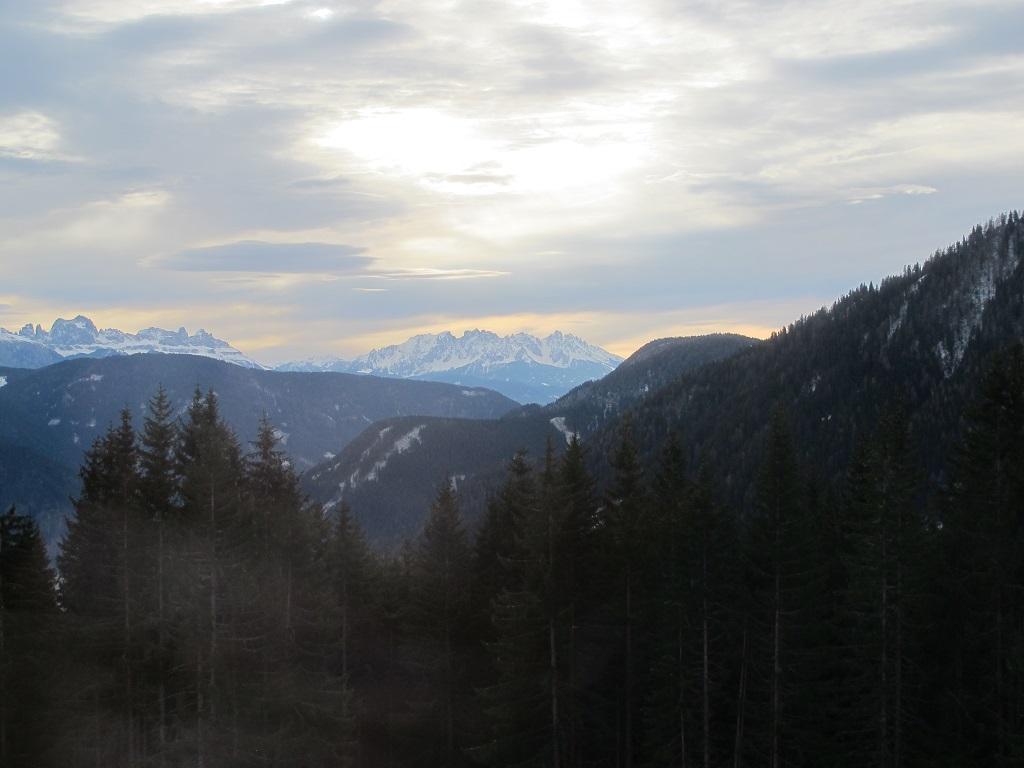 panorama, Terra, Chef Heinrich Schneider, Val Sarentino