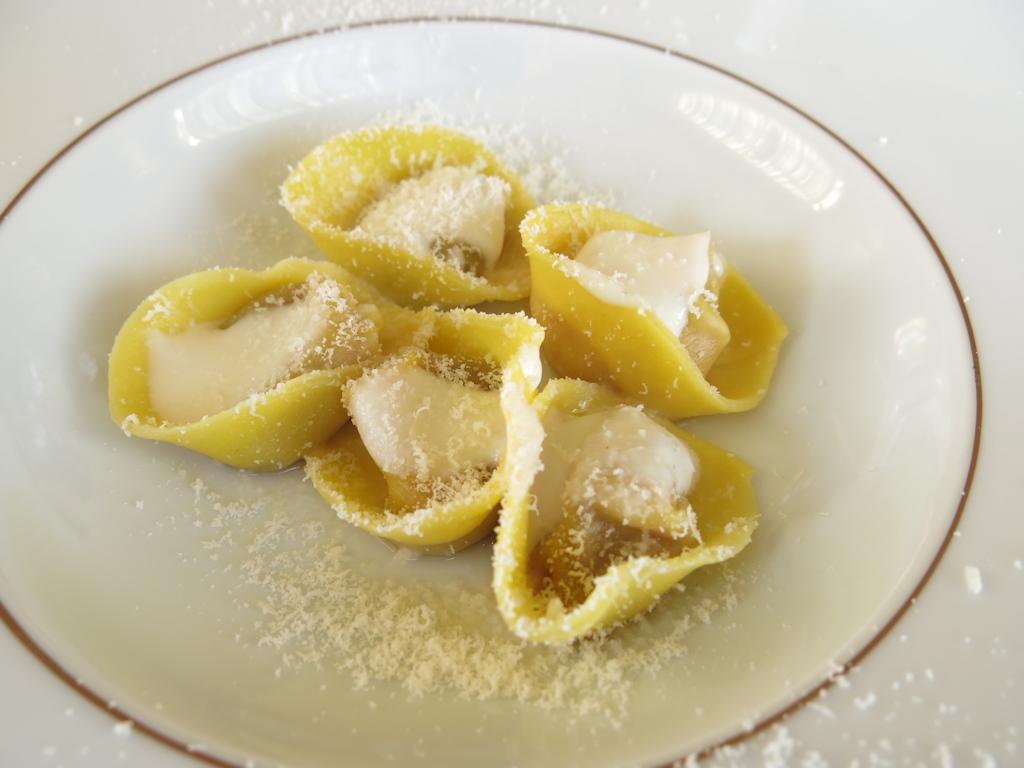 Raviolo di pomodoro, Colline Ciociare, Chef Salvatore Tassa, Acuto