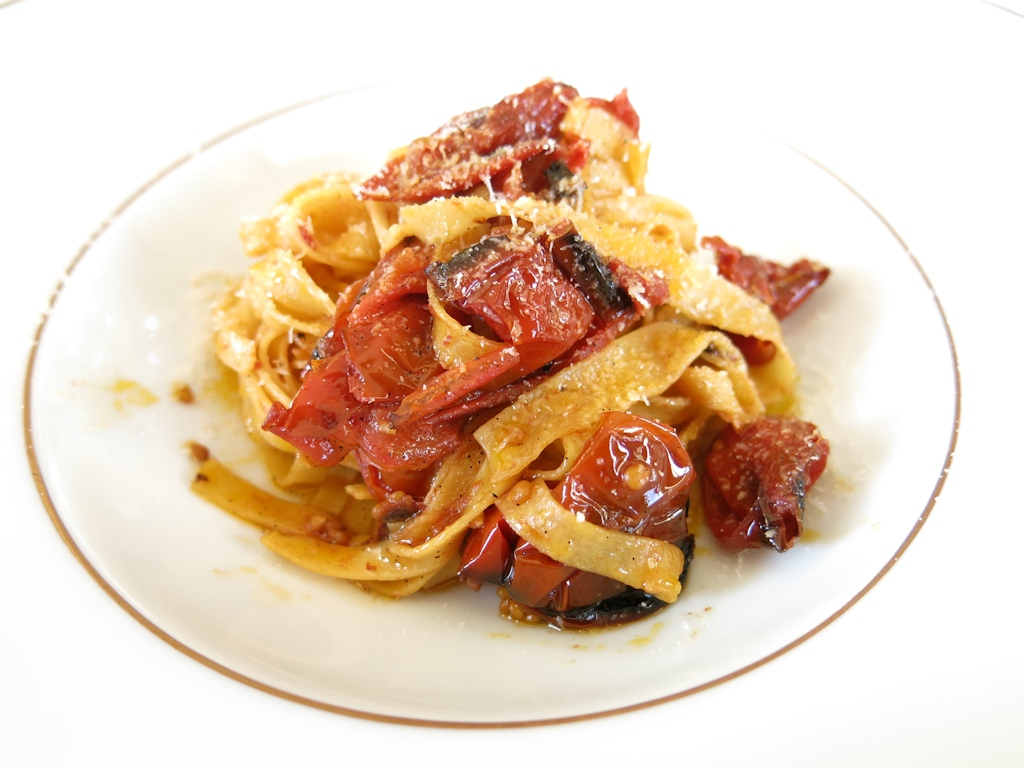 fettuccine mantecate, Colline Ciociare, Chef Salvatore Tassa, Acuto