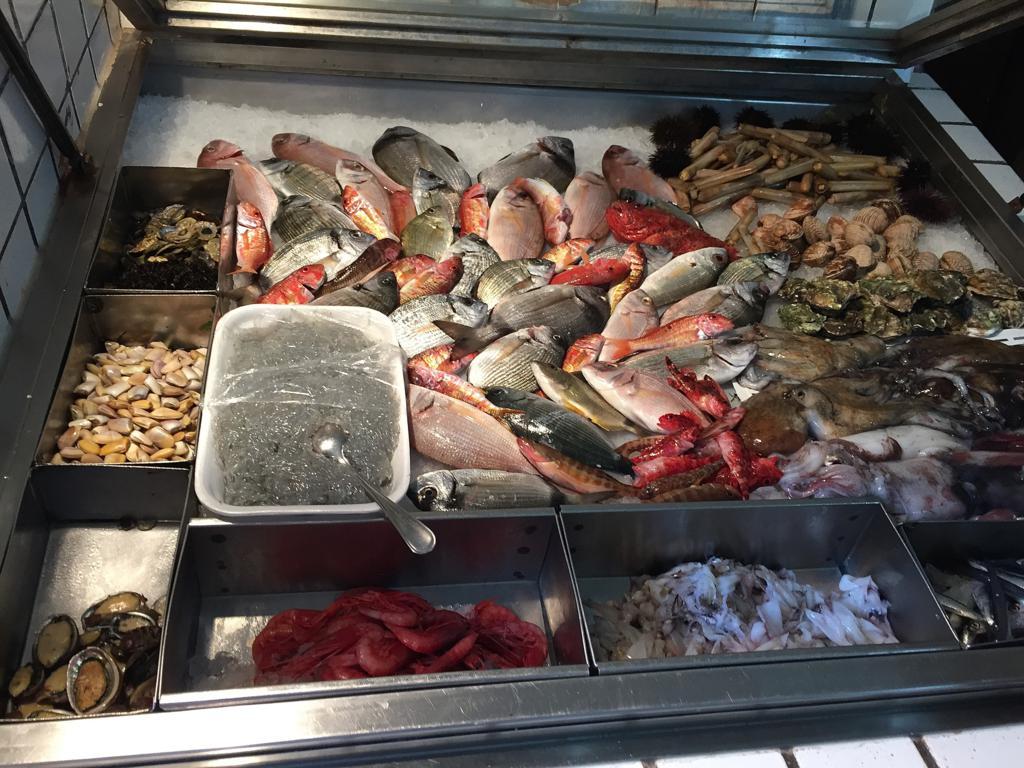 pescato, Al Molino, Santa Maria La Scale Acireale