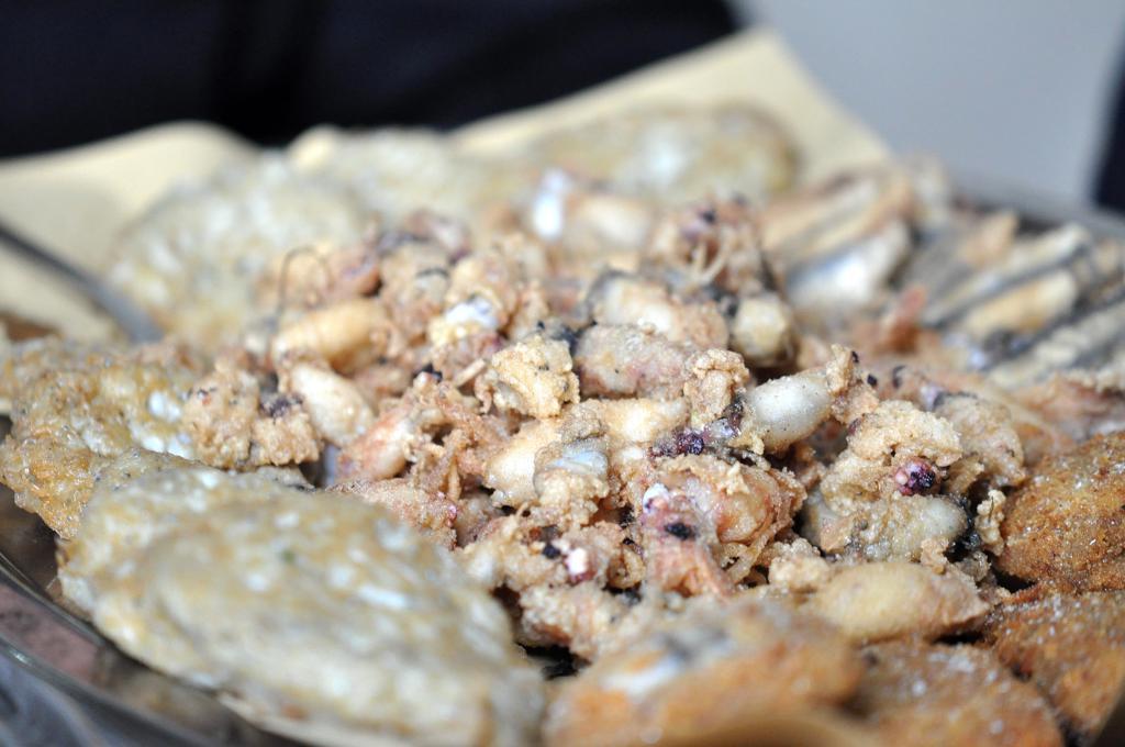 fritto, Al Molino, Santa Maria La Scale Acireale