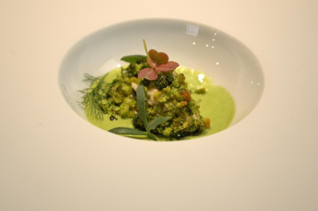 ostrica pineta, Osteria Francescana, Chef Massimo Buttura, Modena