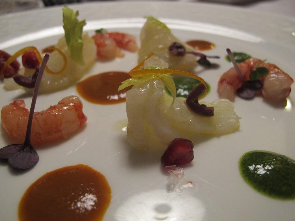 variazione di pesce, Schoneck, Chef Karl Baumgartner, Falzes