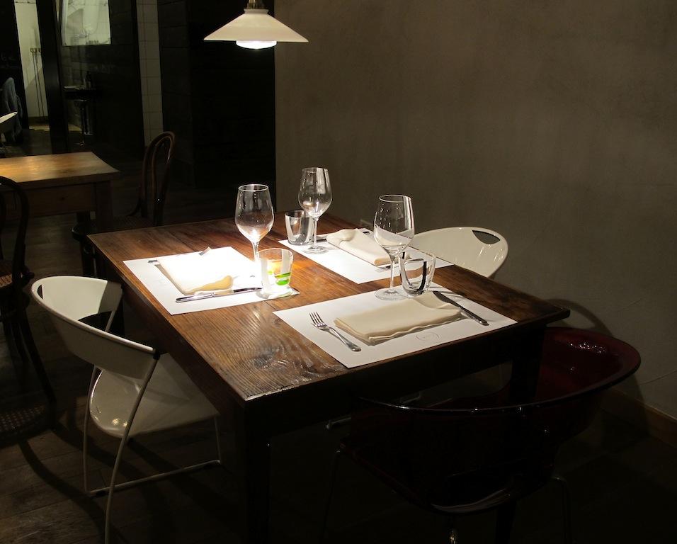 mise en place, Spazio Eataly, Chef Niko Romito, Roma