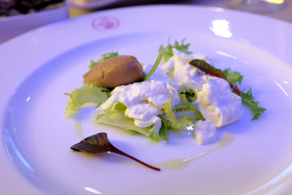 Il Salumaio di Montenapoleone, Chef Mario Capitaneo, Lugano