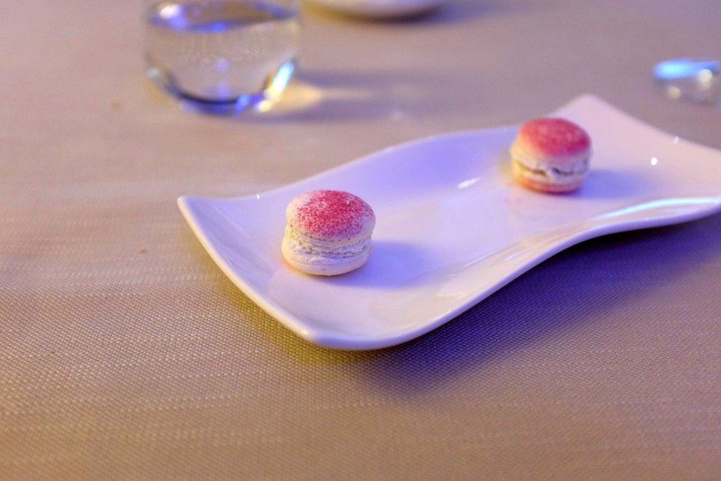 macarons con il caffè, Il Salumaio di Montenapoleone, Chef Mario Capitaneo, Lugano