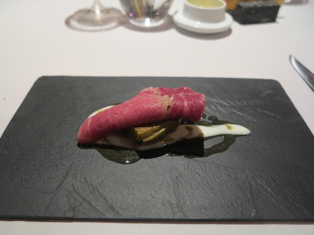 wagyu, Magorabin, Chef Marcello Trentini, Torino