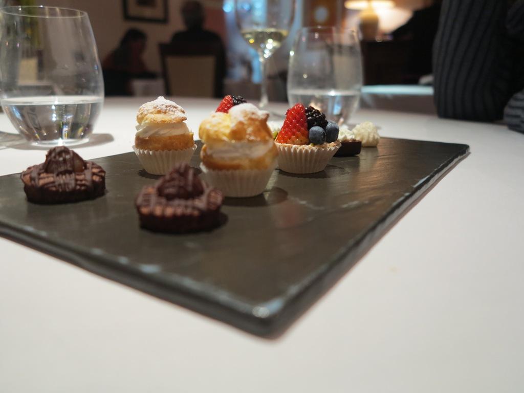 piccola pasticceria, Magorabin, Chef Marcello Trentini, Torino