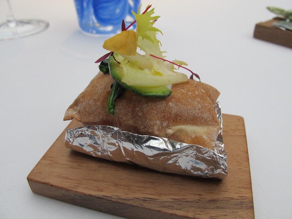 nuvola di pane, Antica Osteria da Cera, Chef Lionello Cera, Lughetto di Campagna Lupia, Venezia