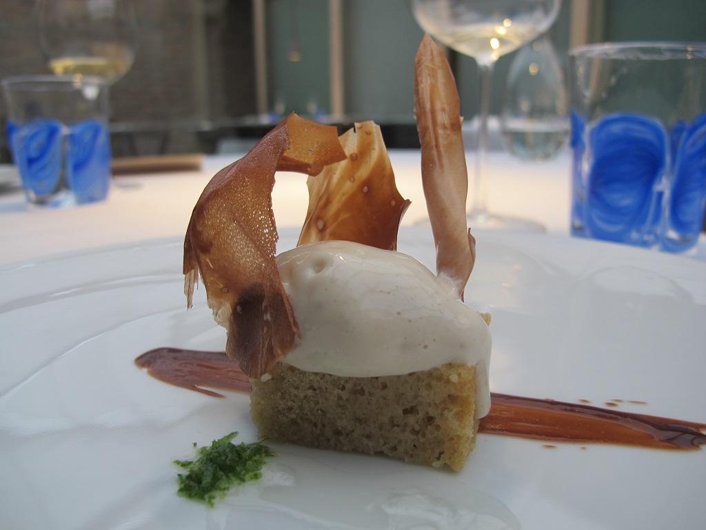 plumcake alla banana,  Antica Osteria da Cera, Chef Lionello Cera, Lughetto di Campagna Lupia, Venezia