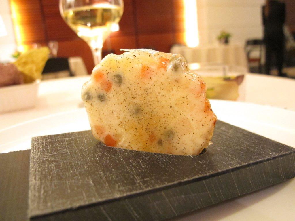 insalata russa, Cracco, Chef Carlo Cracco, Milano