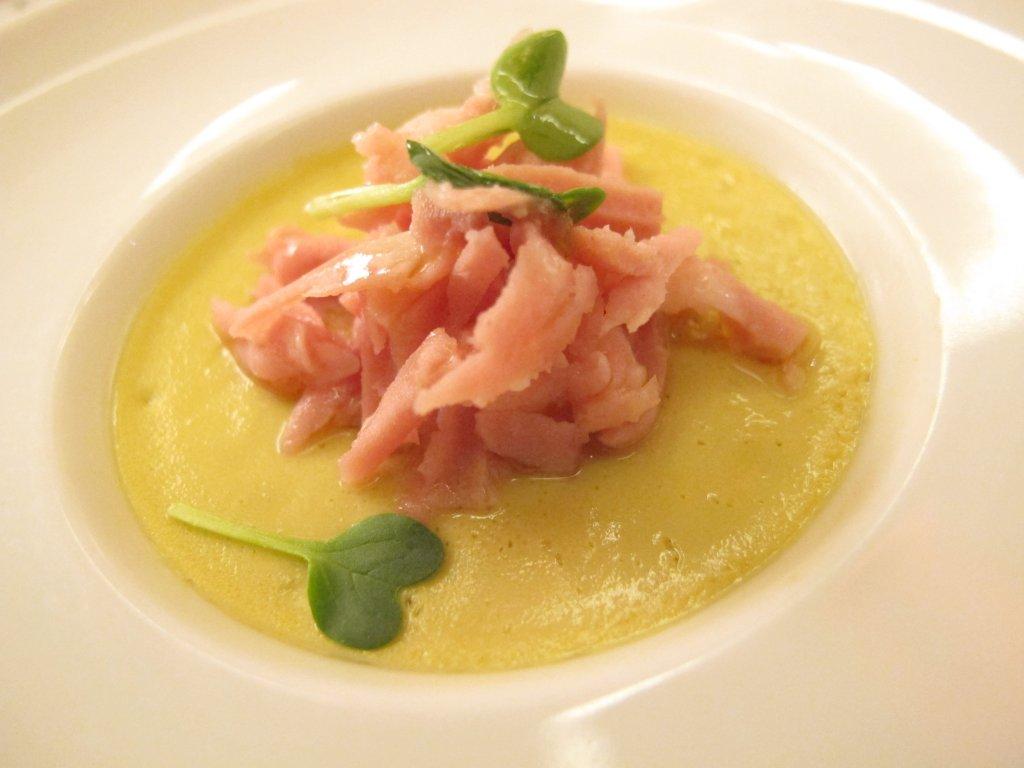 crema cotta, Cracco, Chef Carlo Cracco, Milano