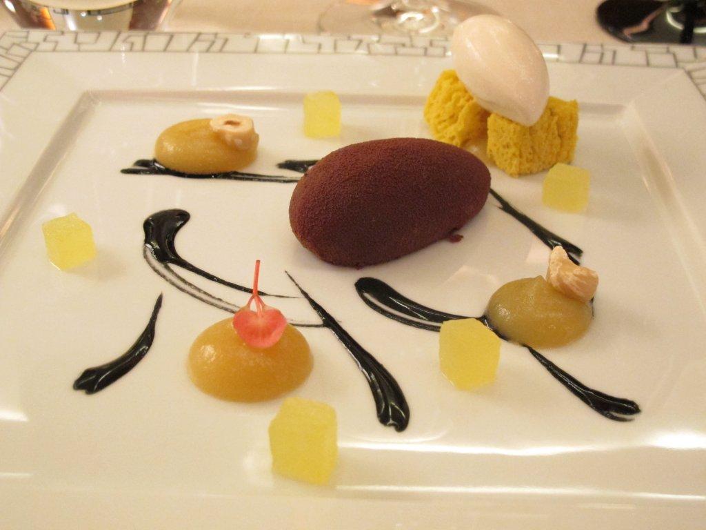 crema di ricotta, Cracco, Chef Carlo Cracco, Milano