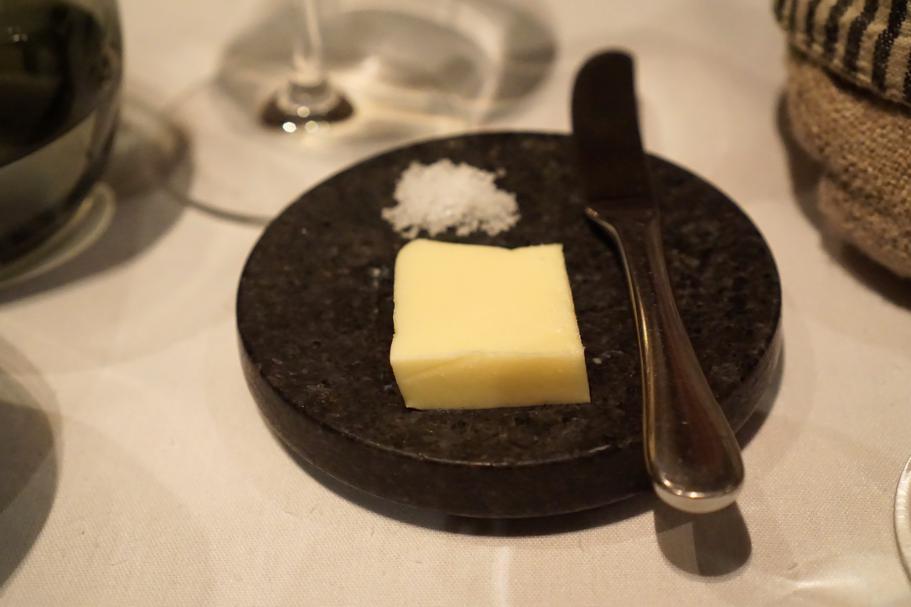 pane e burro, Hedone, Chef Mikael Jonsson, Londra