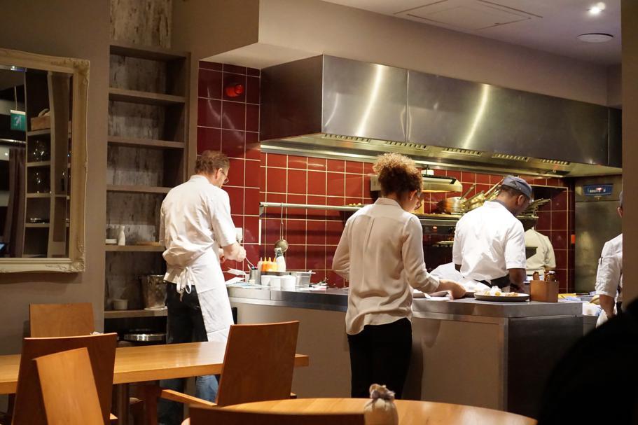 Hedone, Chef Mikael Jonsson, Londra