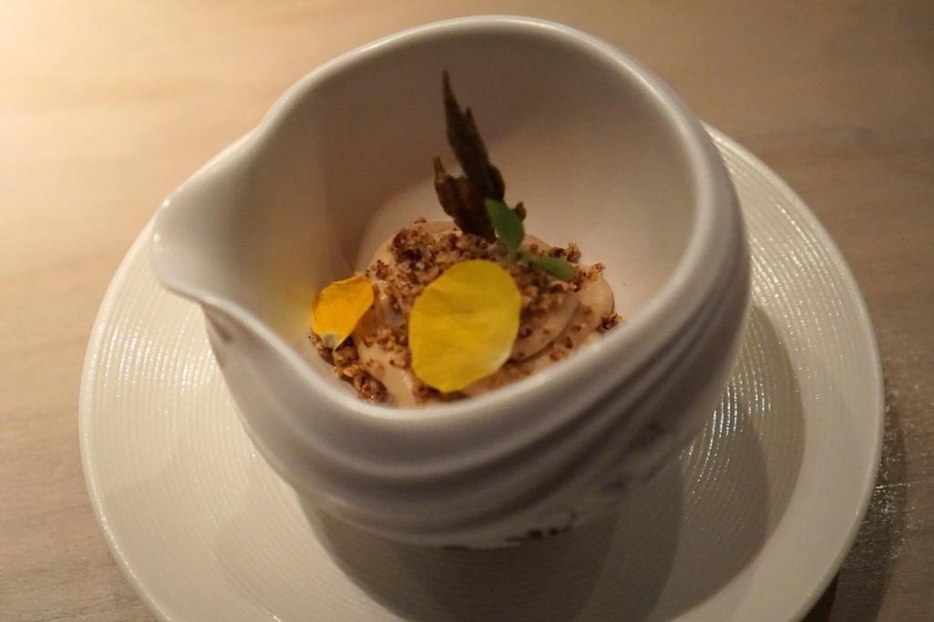 Capasanta Canadese, HKK, Chef Tong Chee Hwee, Londra