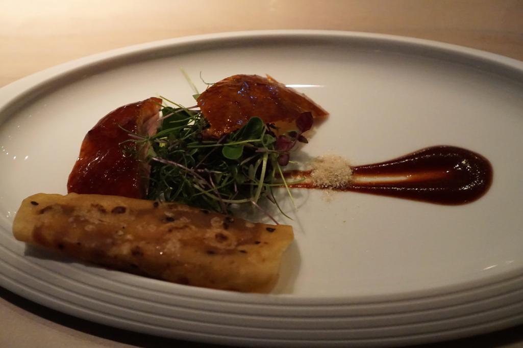 anatra alla pechinese, HKK, Chef Tong Chee Hwee, Londra