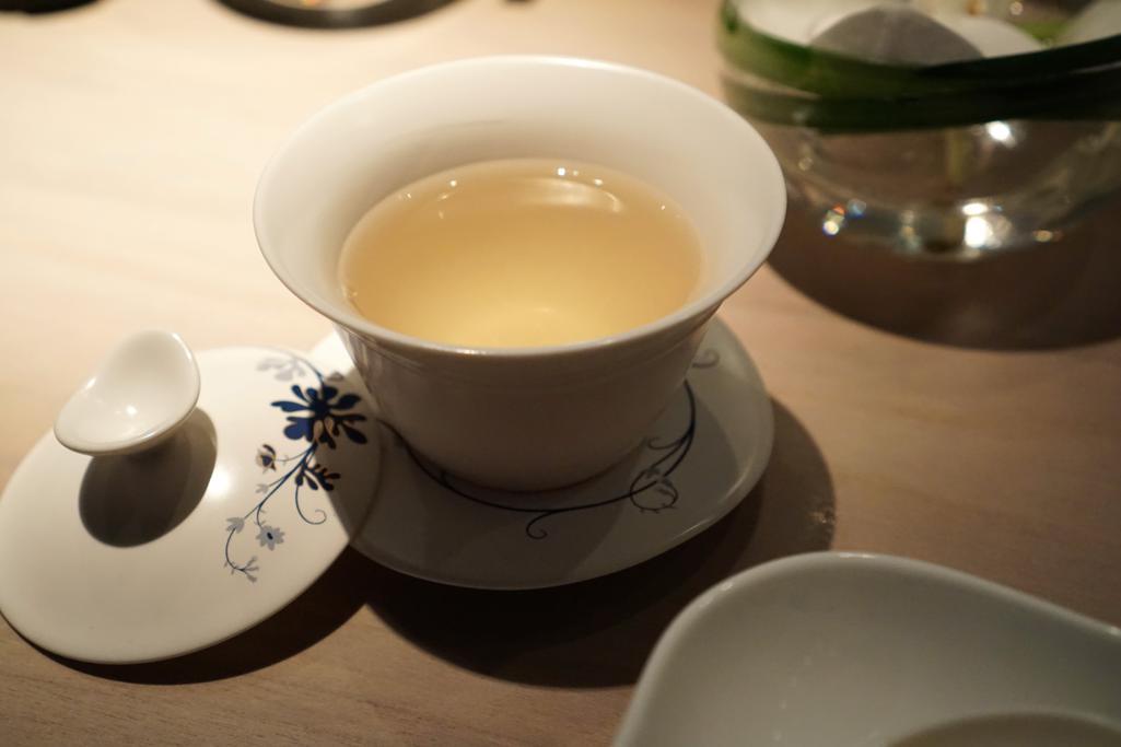 tè, HKK, Chef Tong Chee Hwee, Londra