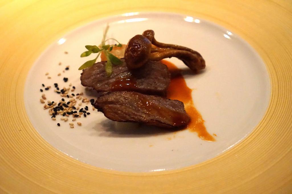 manzo wagyu, HKK, Chef Tong Chee Hwee, Londra