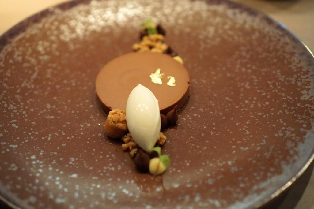 gelato lime, HKK, Chef Tong Chee Hwee, Londra