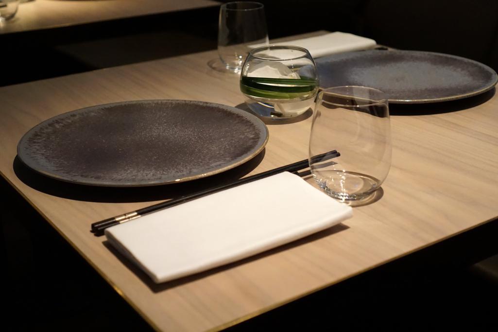 mise en place, HKK, Chef Tong Chee Hwee, Londra