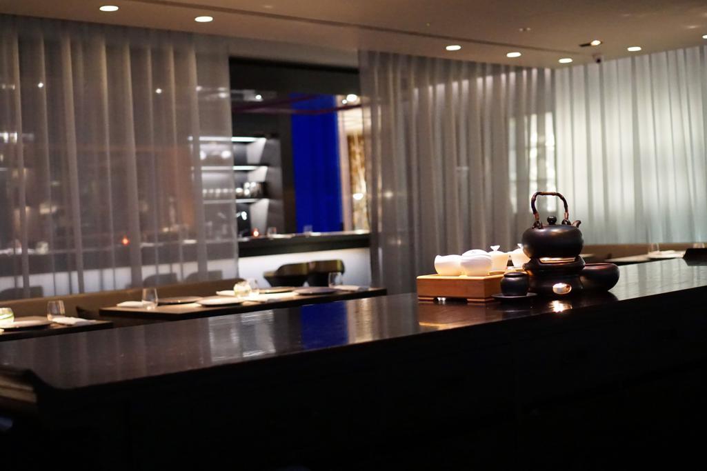 HKK, Chef Tong Chee Hwee, Londra