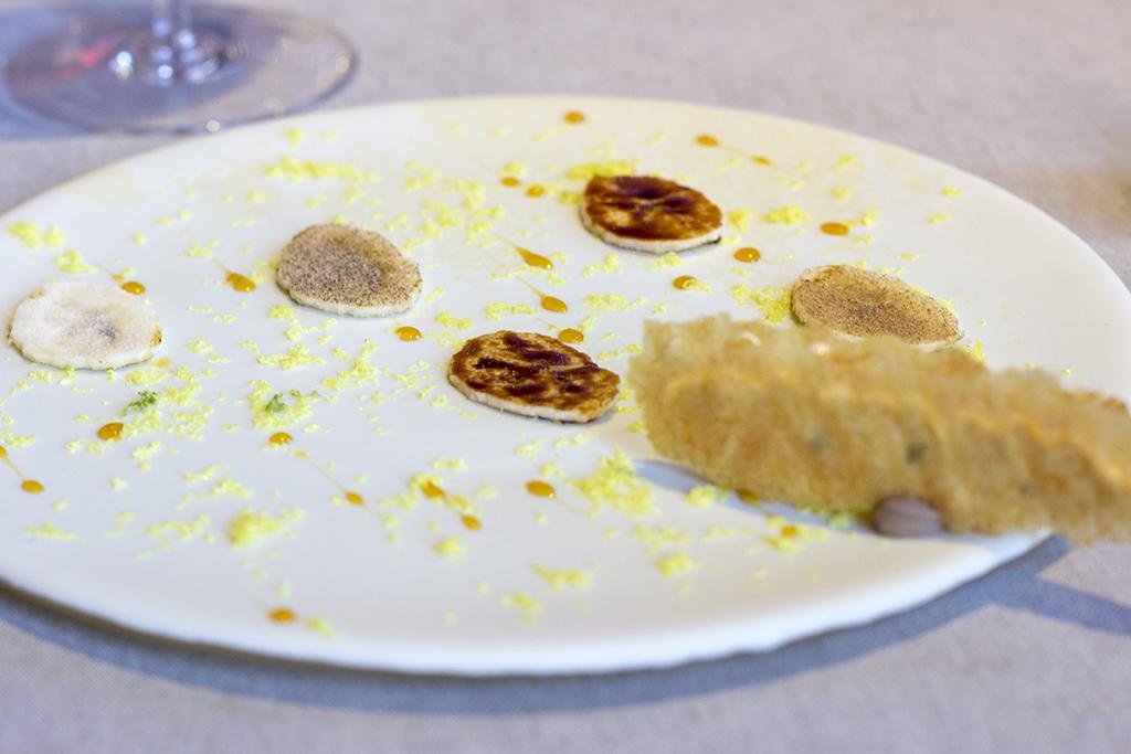dessert, Piazza Duomo, Chef Enrico Crippa, Alba