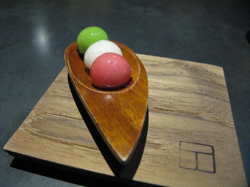 amuse bouche, Takazawa, Chef Yoshiaki Takazawa, Tokyo