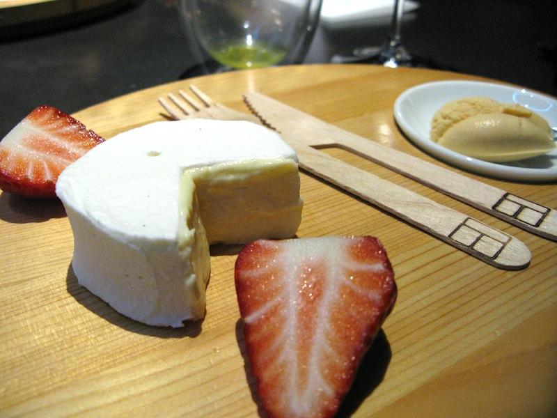 camembert, Takazawa, Chef Yoshiaki Takazawa, Tokyo