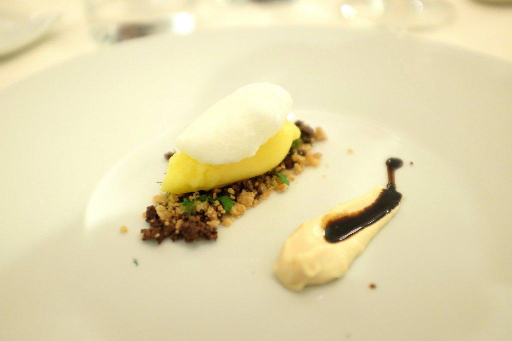 dolce al mandarino, Osteria Arbustico, Chef Cristian Torsiello, Valva, Salerno