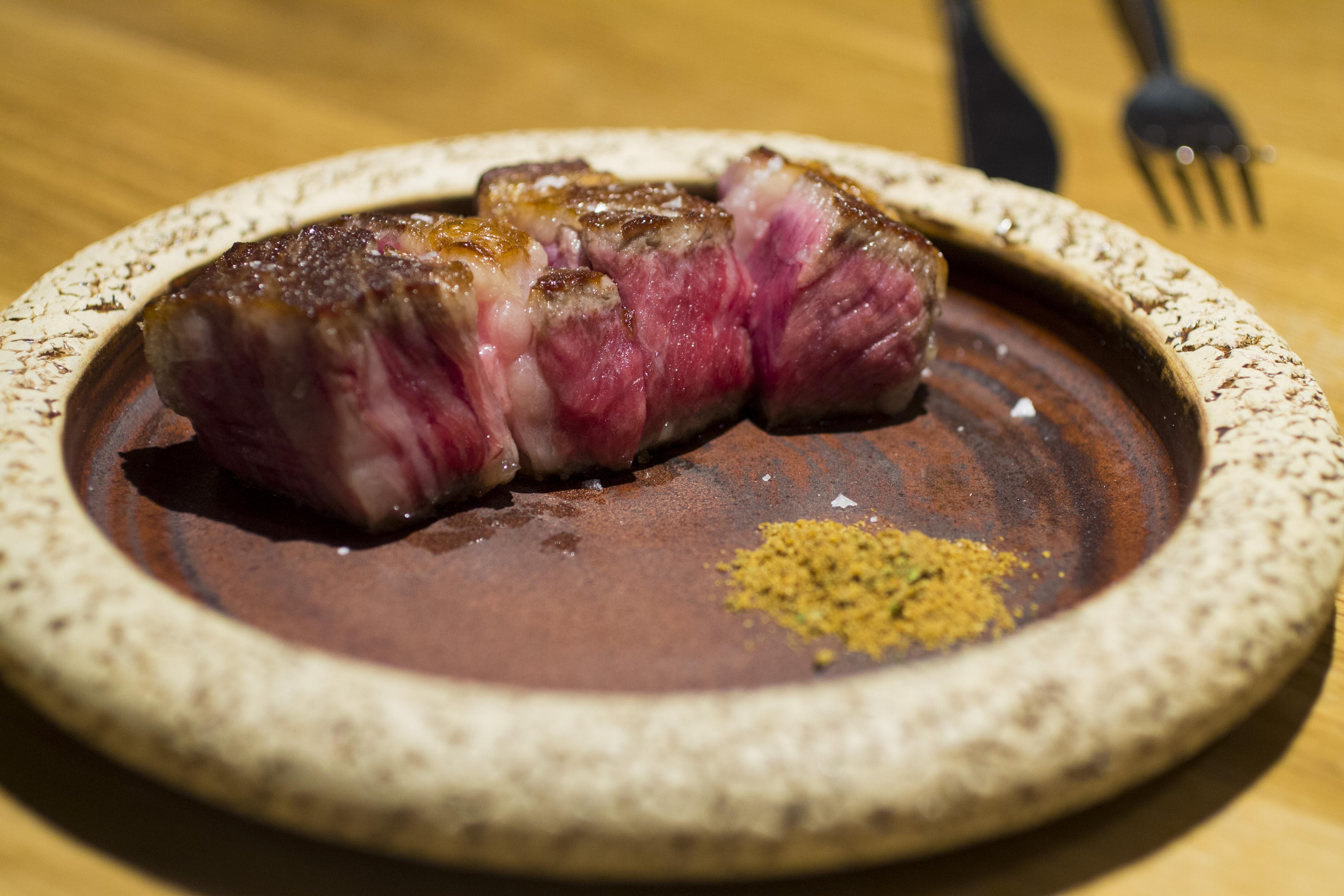 carne, Pakta, Chef Albert Adrià, Kyoko li, Barcelona