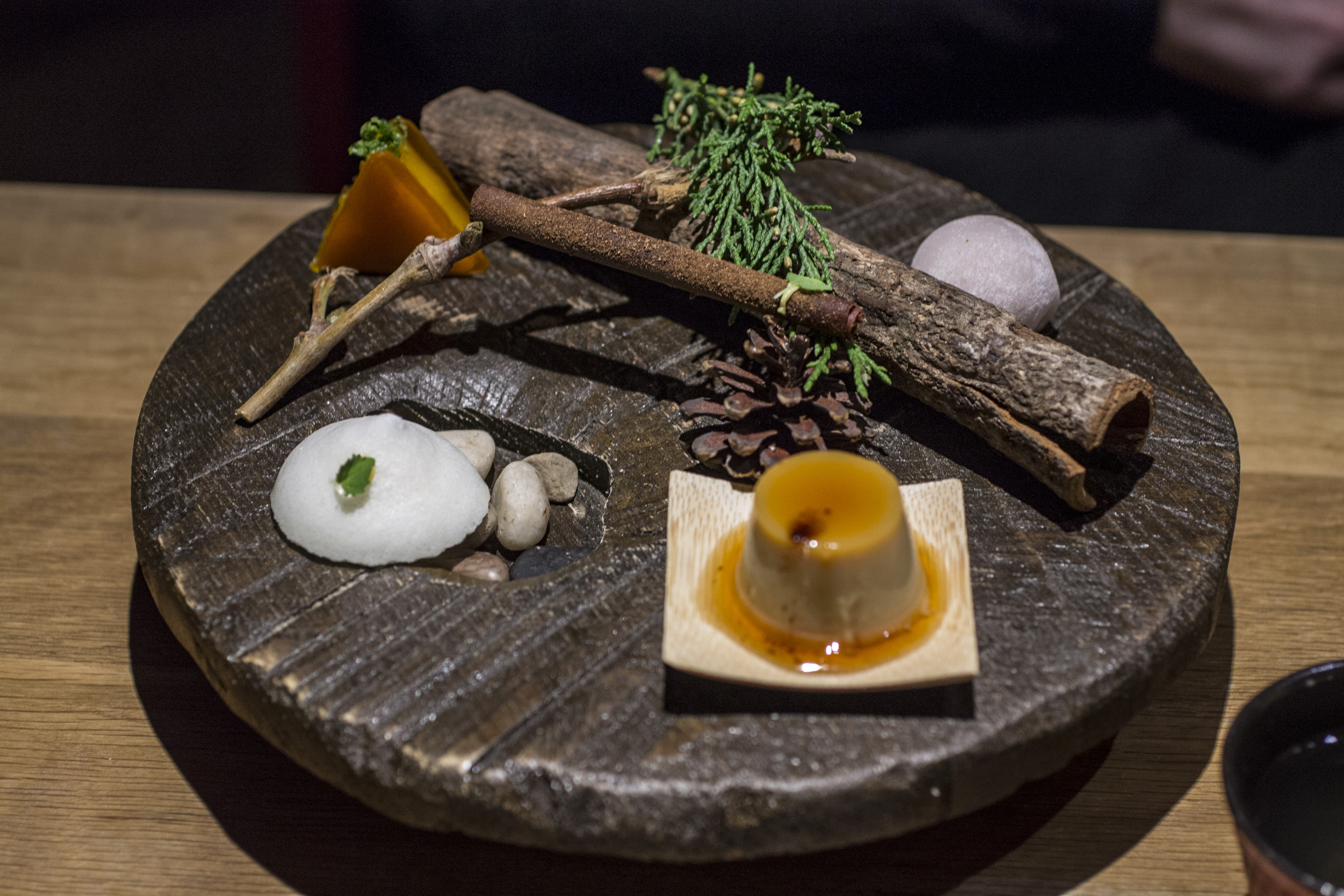 dessert, Pakta, Chef Albert Adrià, Kyoko li, Barcelona