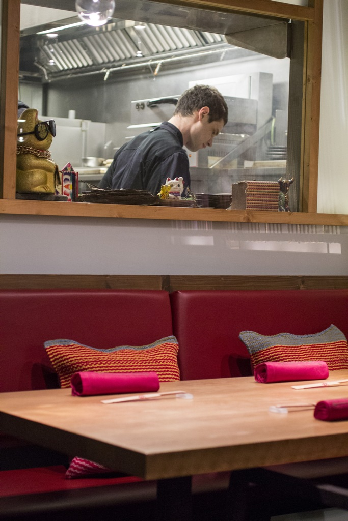 Pakta, Chef Albert Adrià, Kyoko li, Barcelona