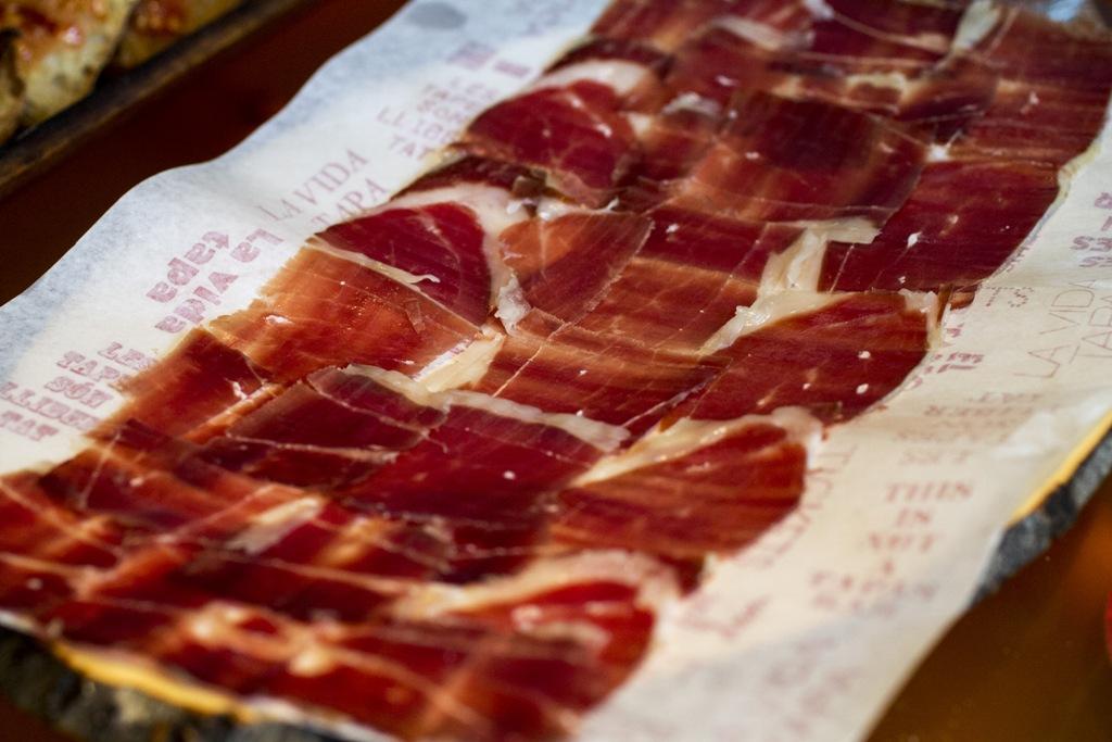 joselito, Tickets, Chef Albert Adrià, Barcelona, Spagna