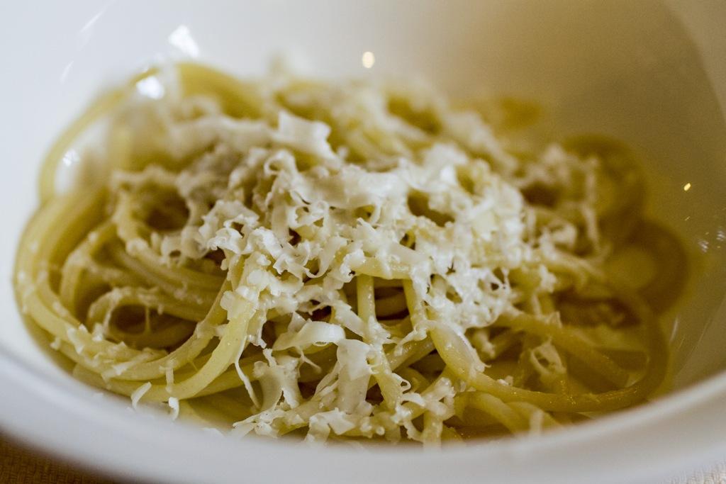 spaghetti, Acquerello, Chef Silvio Salmoiraghi, Fagnano Olona, Varese