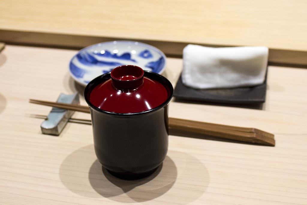 Appetizer, The Araki, Chef Mitsuhiro Araki, London