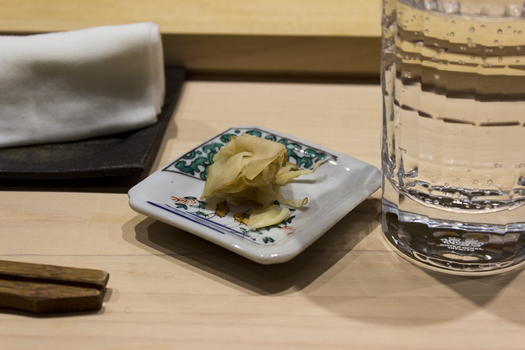 zenzero, The Araki, Chef Mitsuhiro Araki, London