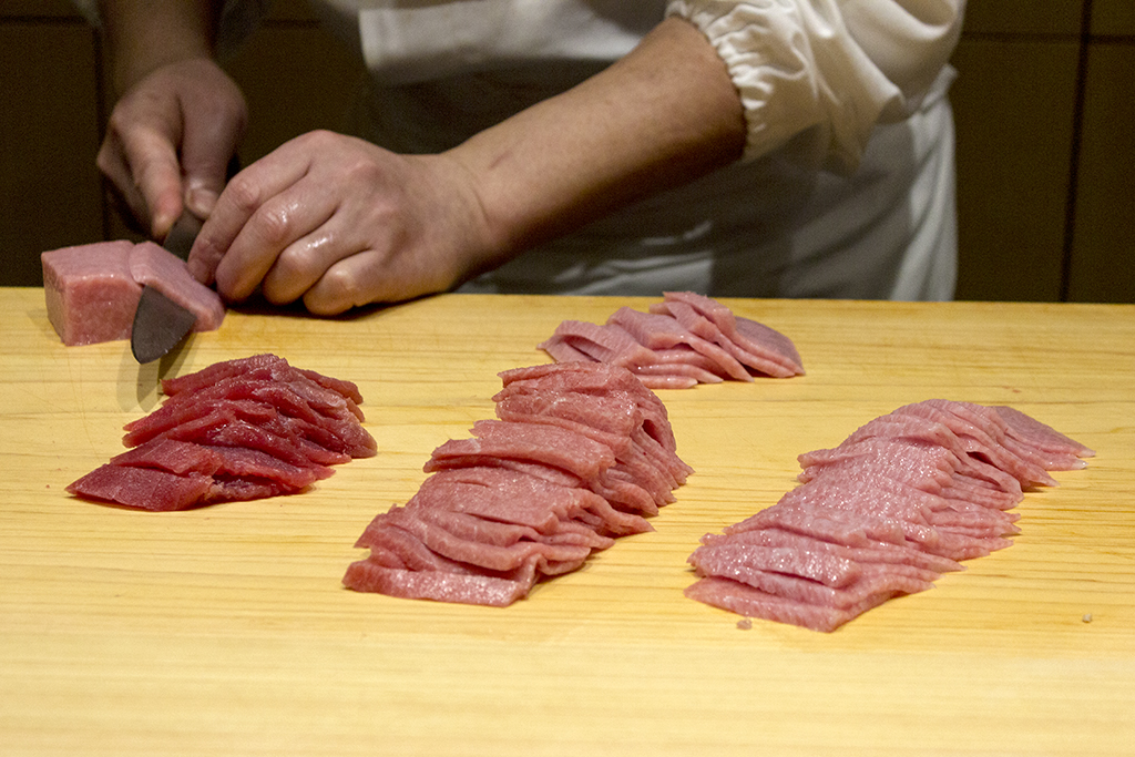 neta, The Araki, Chef Mitsuhiro Araki, London