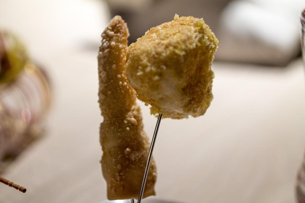 snack, Le Calandre, Chef Massimiliano Alajmo, Sarmeola di Rubano, Padova