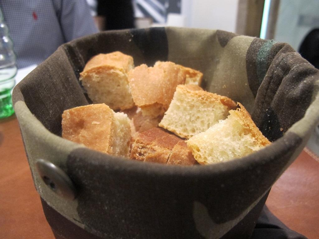 pane, L'Imbuto, Chef Cristiano Tomei, Lucca
