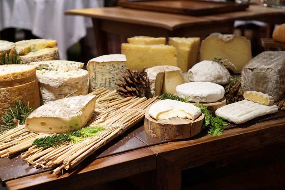 formaggi, Régis et Jacques Marcon, Saint Bonnet le Froid, France