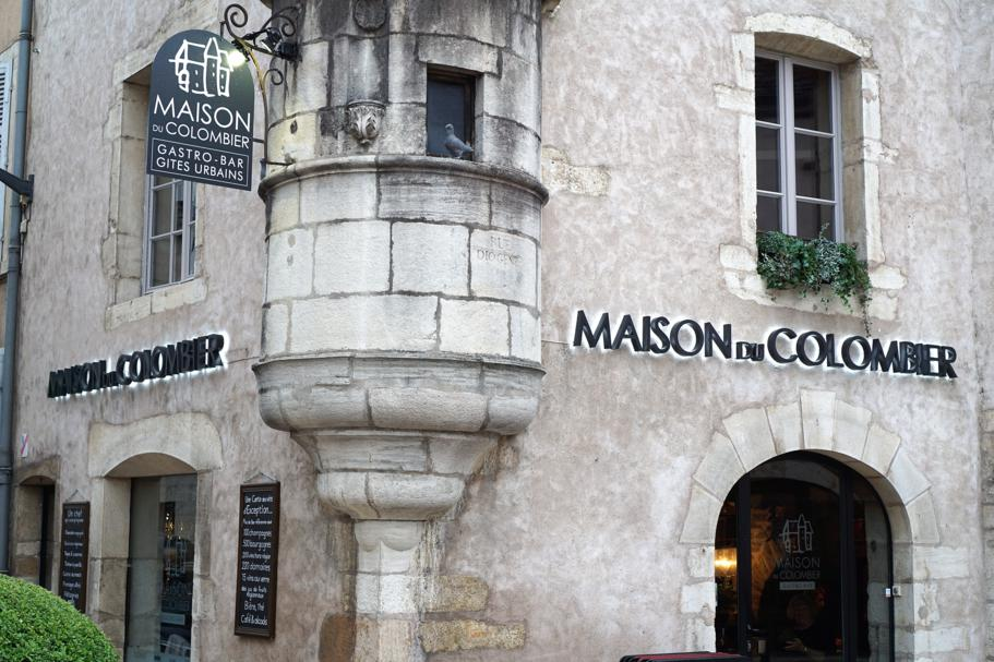 Maison du Colombier, Chef Roland Chanliaud, Beaune, Francia