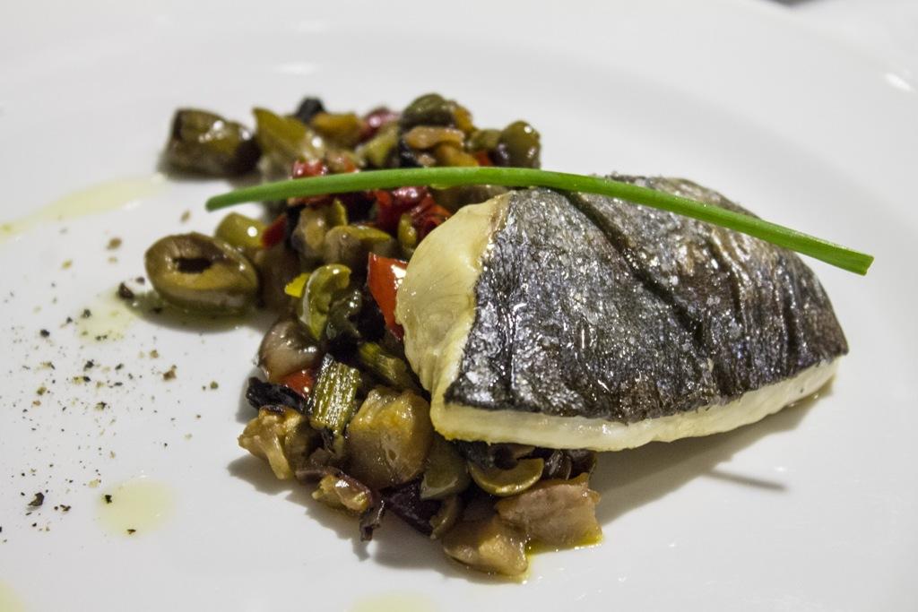 Ricciola, Hotel Signum, Chef Martina Caruso, Malfa