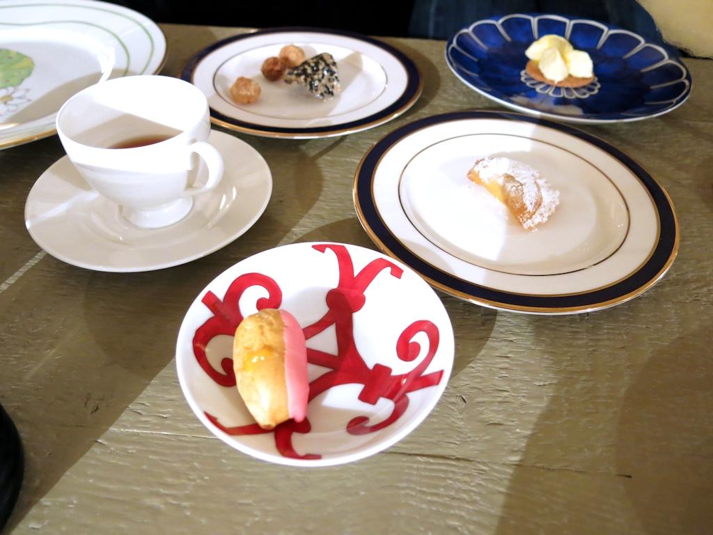 piccola pasticceria, Casa Vissani, Chef Gianfranco Vissani, Civitella del lago, Baschi