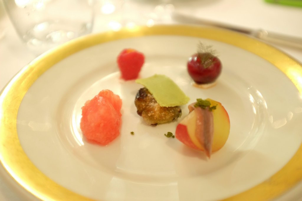 Frutta, Del Cambio, Chef Matteo Baronetto, Torino