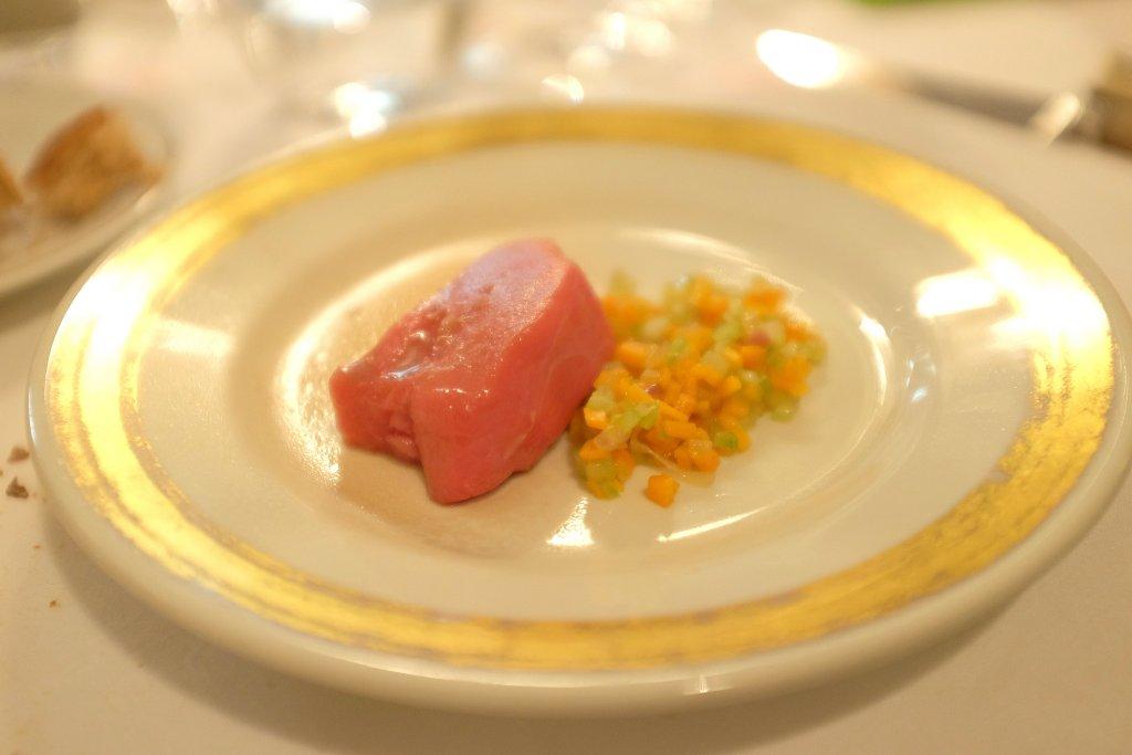 vitello brasato, Del Cambio, Chef Matteo Baronetto, Torino