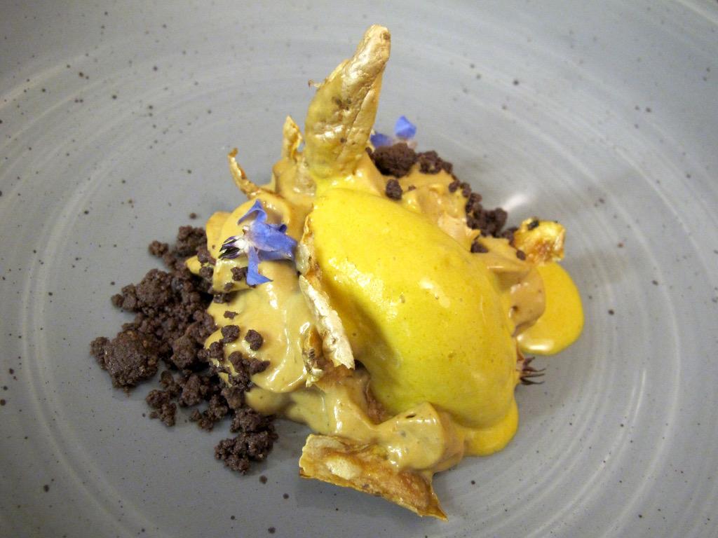 aglio nero, Osteria Fernanda, Chef Davide Del Duca, Roma